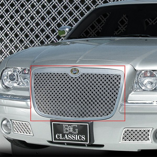 Chrysler 300 2005-2010 Chrome Dual Weave