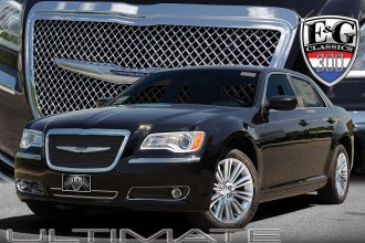 E&G Classics® - Ultimate Series Black Ice Dual Weave Mesh Grille