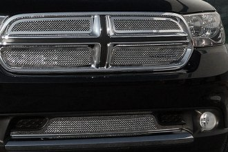 E&G Classics® - 5-Pc Chrome Fine Mesh Grille Kit