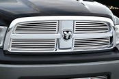 "E&G Classics® - 4-Pc ""Q"" Style Polished Grille"