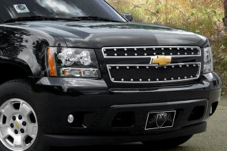 E&G Classics® - E-Power Black Fine Mesh Main Grille