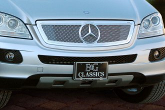 E&G Classics® - Ultimate Series Open Face Chrome Heavy Mesh Grille