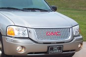 "E&G Classics® - 1-Pc Denali ""Z"" Style Polished Grille"