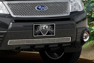 E&G Classics® - Chrome Heavy Mesh Grille Kit