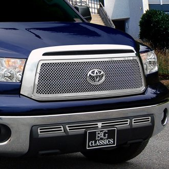 E&G Classics® - 4-Pc Chrome Grille Kit