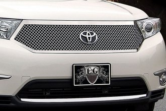 E&G Classics® - Chrome Heavy Mesh Main Grille