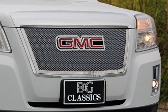 E&G Classics® - 1-Pc Chrome Fine Mesh Grille
