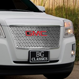 "E&G Classics® - 1-Pc Denali ""Z"" Style Polished Main Grille"