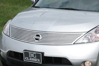 "E&G Classics® - 3D ""Z"" Style Polished Grille"
