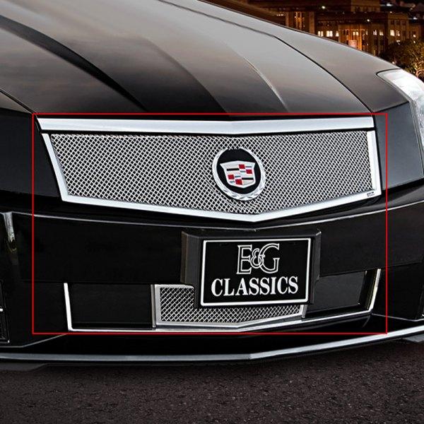 2009 Cadillac Xlr Camshaft: Cadillac XLR 2009 Chrome Fine Mesh Grille
