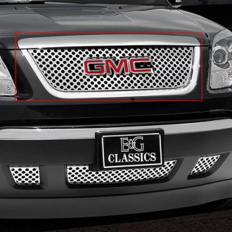 E&G Classics® - 1-Pc Denali Z Style Polished Grille