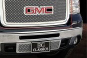 E&G Classics® - 1-Pc Chrome Heavy Mesh Grille
