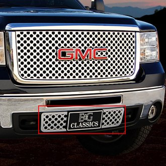 E&G Classics® - Denali Z Style Polished Grille