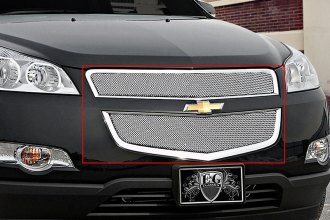 E&G Classics® - 2-Pc Pro-Form Chrome Fine Mesh Grille