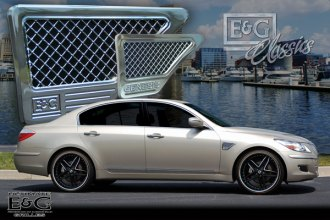 E&G Classics® - Ultimate Series CNC Side Fender Vents
