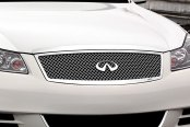 E&G Classics® - Ultimate Series Chrome Heavy Mesh Grille