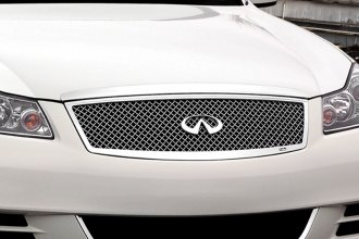 E&G Classics® - Ultimate Series Chrome Heavy Mesh Main Grille