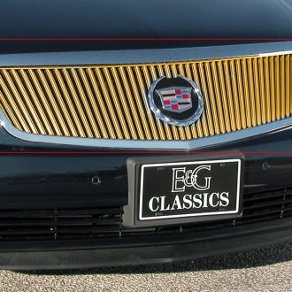 E&G Classics® - Classic Style Billet Grille - Gold