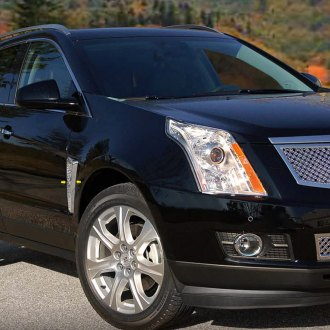 Cadillac Chrome Side Vents & Port Holes - CARiD com