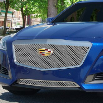 Cadillac CTS Wire Mesh Grilles — CARiD com