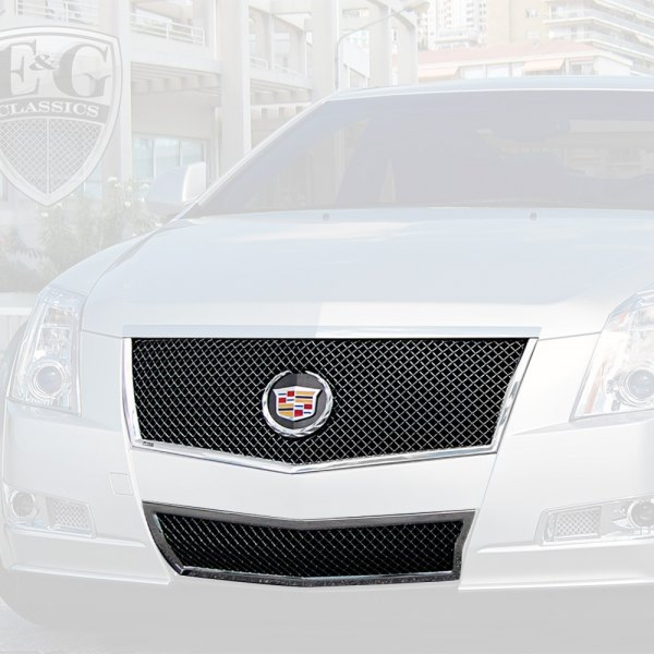Cadillac CTS Coupe / Wagon 2011-2013 2-Pc