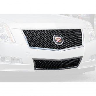 2012 Cadillac Cts Custom Grilles Billet Mesh Led