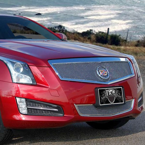 Cadillac ATS Without Y66 Driver Assist