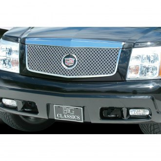 2006 cadillac escalade custom grilles billet mesh led. Black Bedroom Furniture Sets. Home Design Ideas