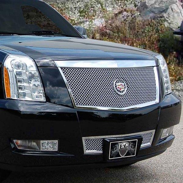 Cadillac Escalade 2011 2-Pc Chrome Heavy