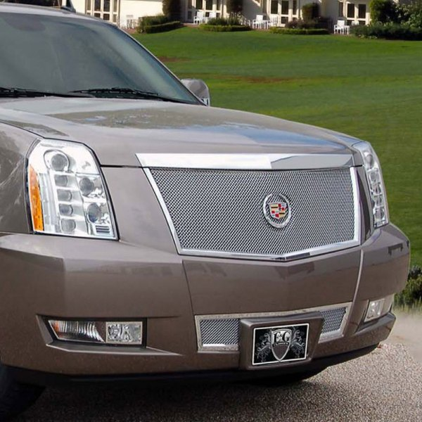 Cadillac Escalade 2014 2-Pc Chrome Dual