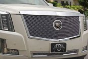 E&G Classics® - Classic Series Chrome Plated Heavy Mesh Main Grille