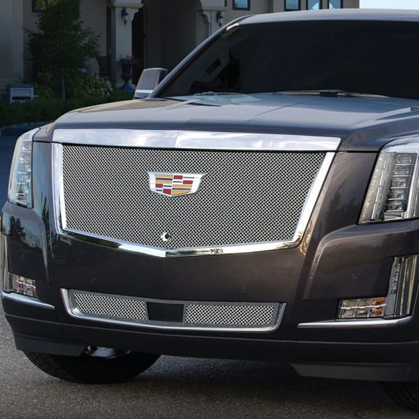 Cadillac Regular SUV 2015 Chrome Fine Mesh