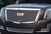 E&G Classics® - Chrome Plated Heavy Mesh Main Grille