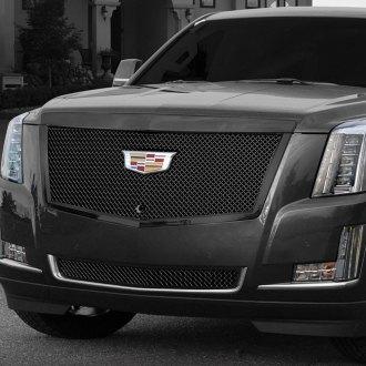 2017 Cadillac Escalade Wire Mesh Grilles Carid Com