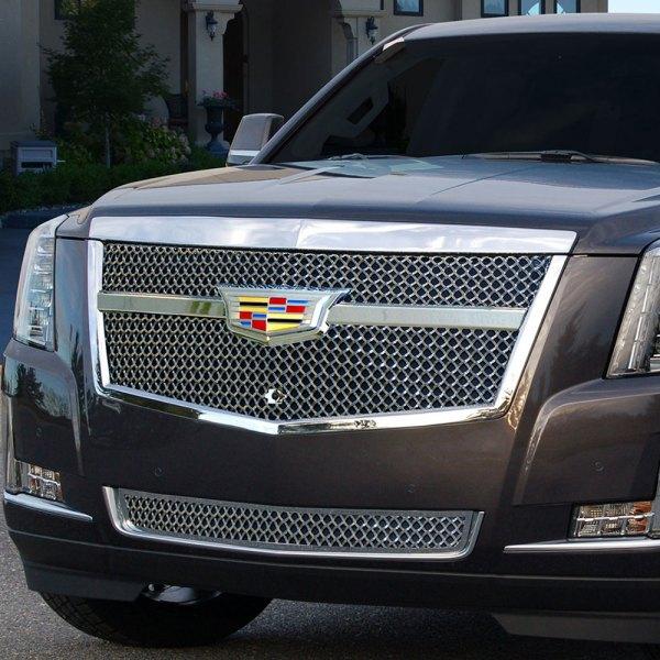 Cadillac Escalade 2015 1-Pc Chrome Luxe
