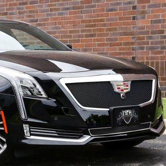 2016 Cadillac CT6 Custom Grilles | Billet, Mesh, LED, Chrome