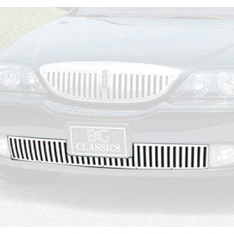 Lincoln Ls Custom Grilles Billet Mesh Cnc Led Chrome Black