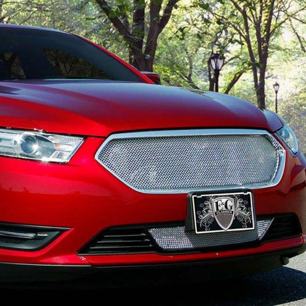 Ford Taurus Sho 2013: Ford Taurus 2013-2017 2-Pc Chrome Fine