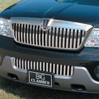 "E&G Classics® - ""Z"" Style Vertical CNC Machined Grille"