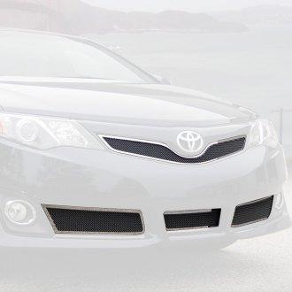 2014 Toyota Camry Custom Grilles Billet Mesh Led Chrome Black