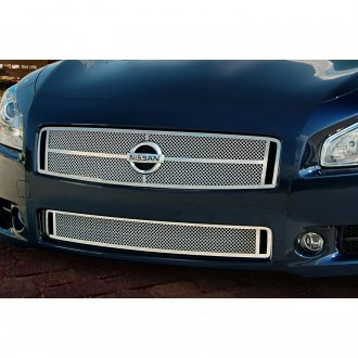 E&G Classics® - 2-Pc Chrome Fine Mesh Grille