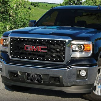 E&G Classics® - E-Power Series Black Heavy Mesh Grille