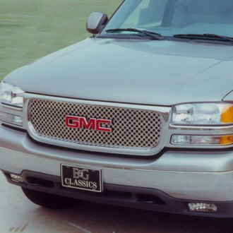 "E&G Classics® - Denali ""Z"" Style Polished Main Grille"