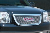 E&G Classics® - Chrome Mesh Main and Bumper Grille Kit