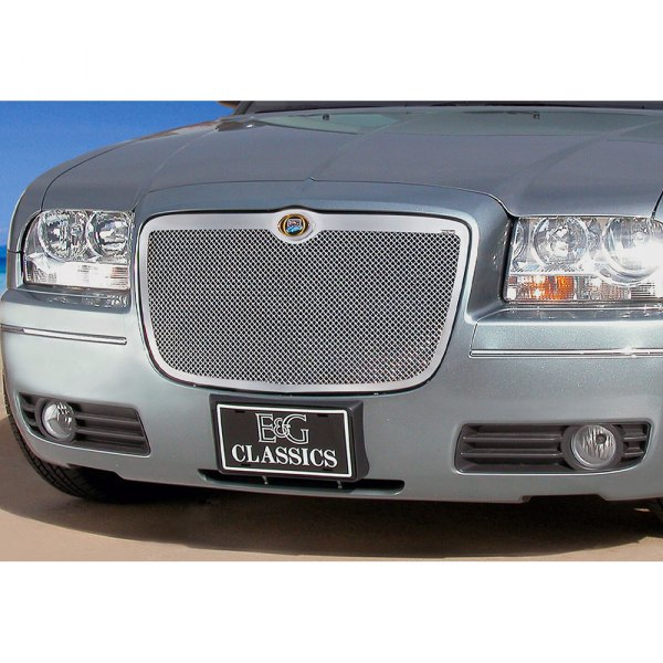 Chrysler 300 / 300C 2005 Chrome Fine Mesh