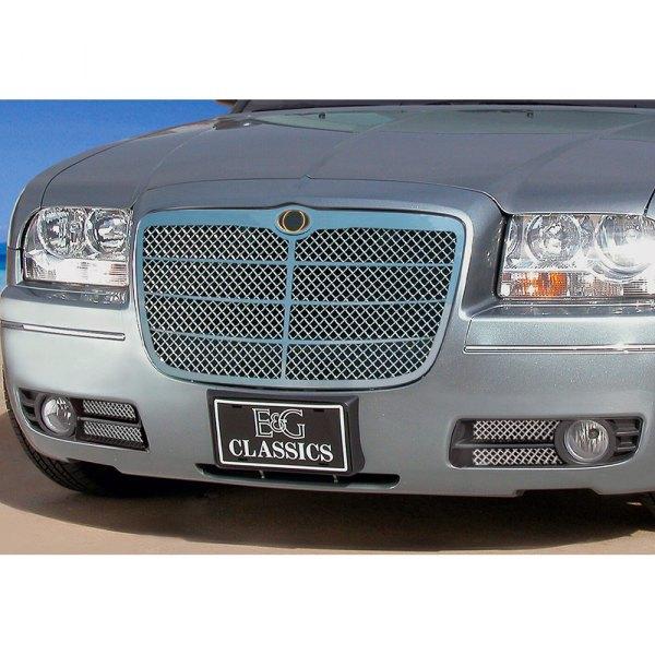 Chrysler 300 / 300C 2006 Euro Style Chrome