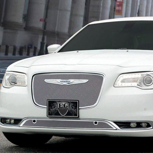 Chrysler 300 2015-2018 Chrome Fine Mesh Grille