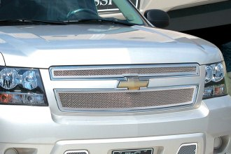 E&G Classics® - Chrome Plated Fine Mesh Main Grille