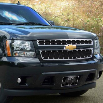 E&G Classics® - E-Power Series Black Fine Mesh Main Grille