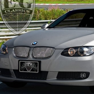 2010 BMW 3-Series Custom Grilles | Billet, Mesh, LED, Chrome